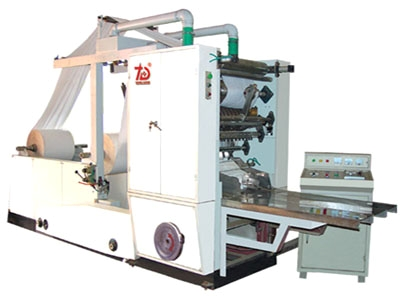 DH-HZ-Z Automatic Box-drawing Face Tissue Machine