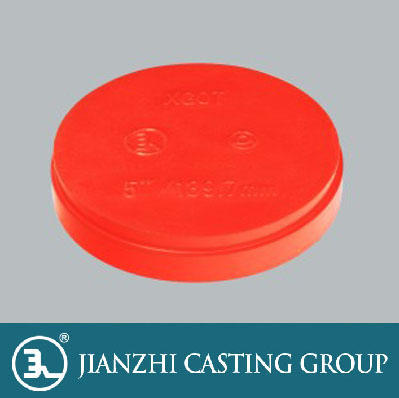 Grooved Coupling-End Cap