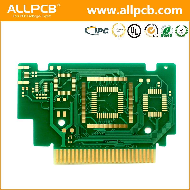 high standard low cost FR-4 Double-Sided PCB custom manufacturing