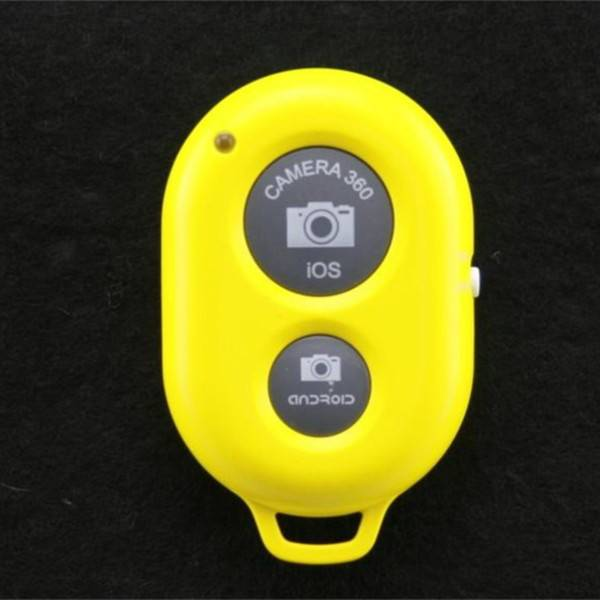 Bluetooth remote shutter selfie timer for both Iphone and Android