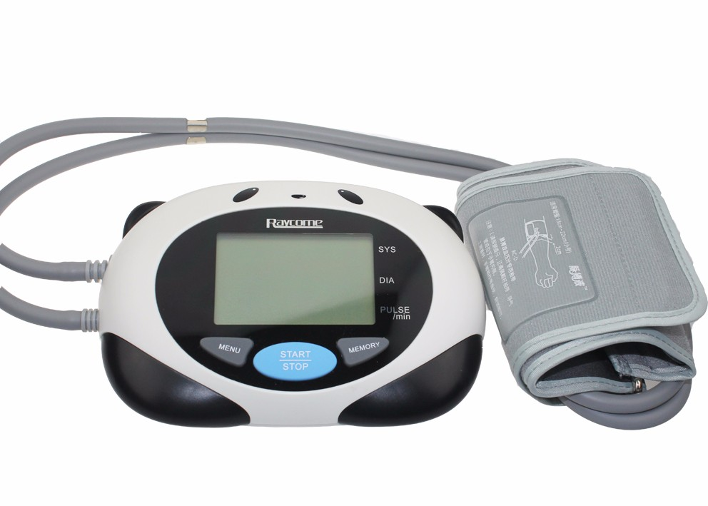 arm cuff household digital and electronics blood pressure monitor for Kids and Childrem