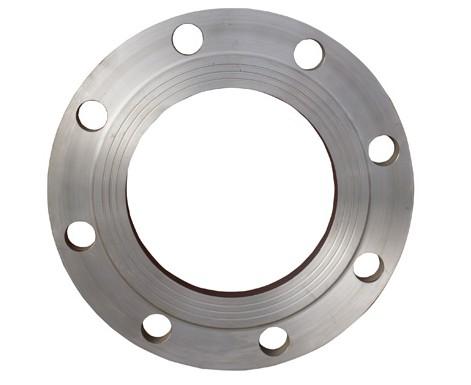 Flat Welding Flange, Forged Flange, Carbon Steel, OEM Manufacture