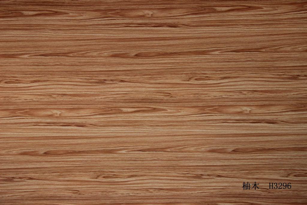 supply wood grain melamine decorative paper