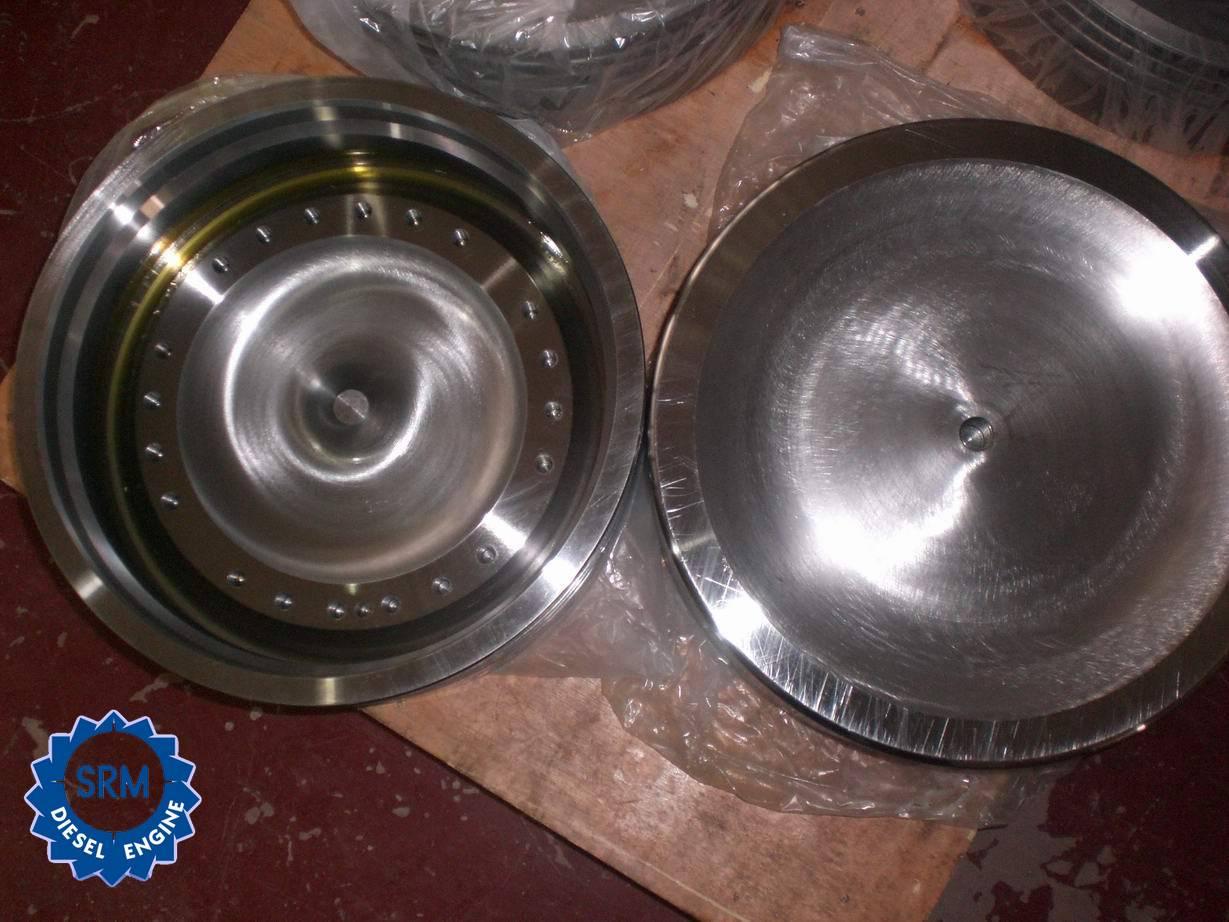 SULZER piston crowns,piston skirts,cylinder liners