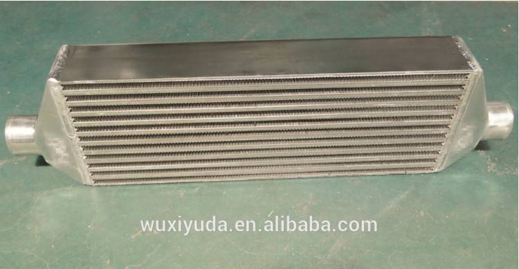 Intercooler Charge air cooler for kinds of automobiles