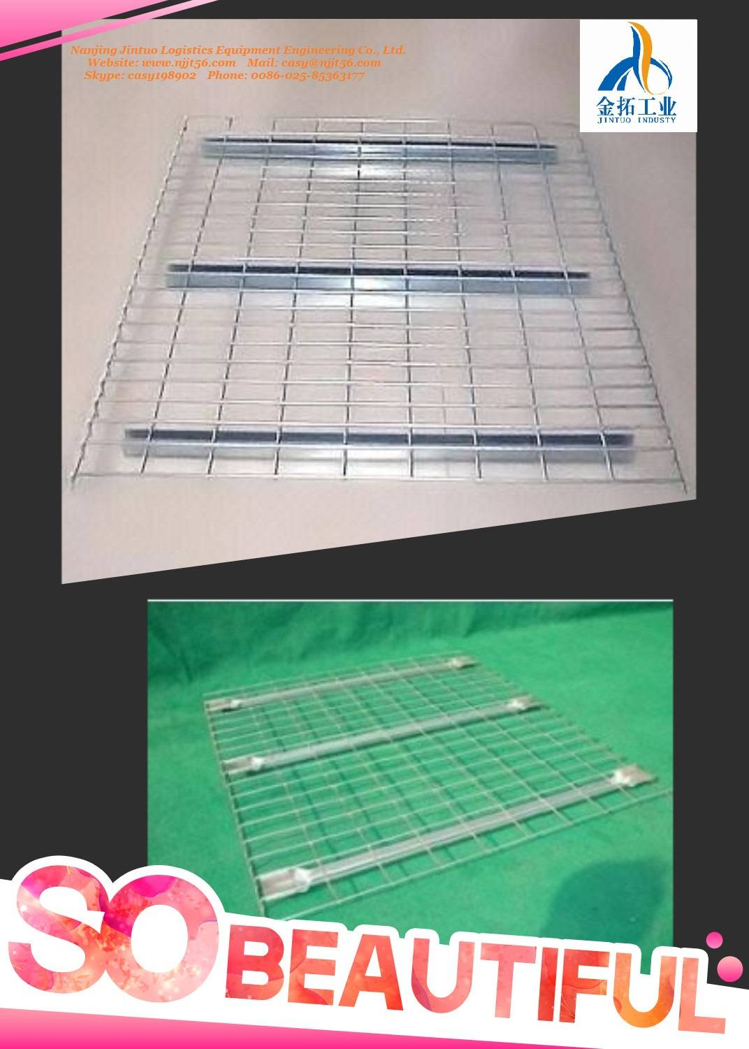 Wire Mesh Decking with Factory Price