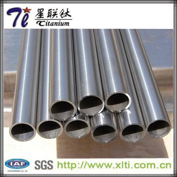 Supply Heat Exchanger ASTM B862 Gr9 Seamless Titanium Pipe