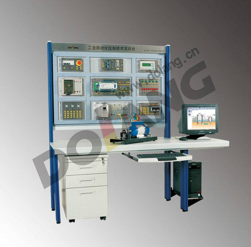 didactic educational equipment Industrial Automation Control Technology Platform DLGK-ACDE1300