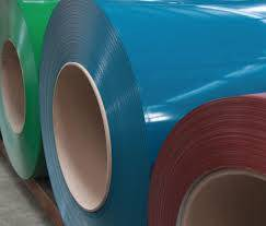 color coated ppgi steel sheets in coil