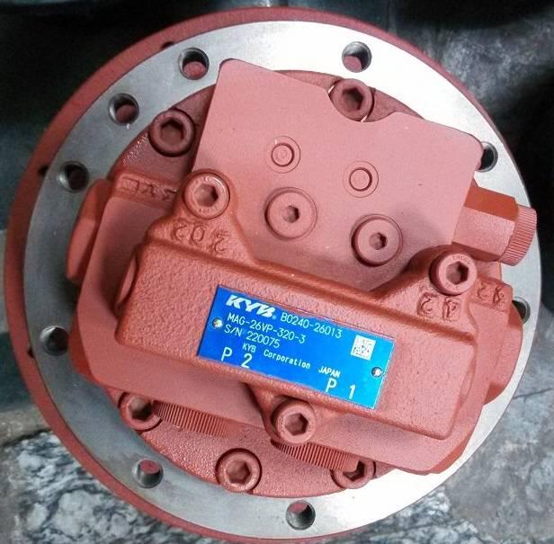 Kayaba hydraulic motor final drive MAG-26VP
