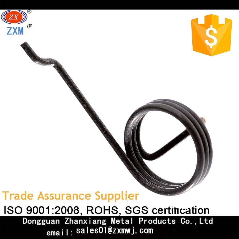 sell carbon steel torsion spring