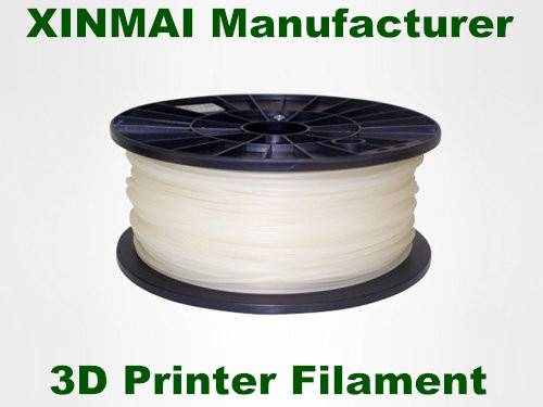 High quality 1.75mm&3mm 3D printer ABS PLA filament