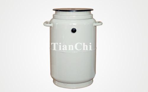 TIANCHI yds-10-210 dewar tank for liquid nitrogen in Croatia