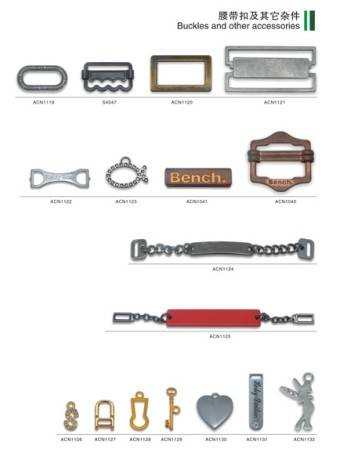 To be the excellent garment accessories manufacture