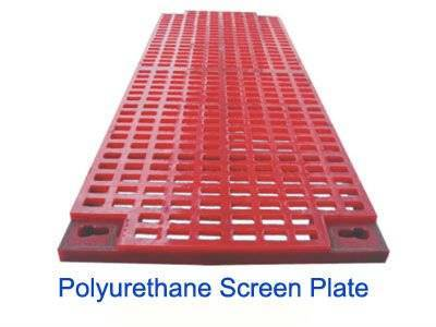 Screen plate