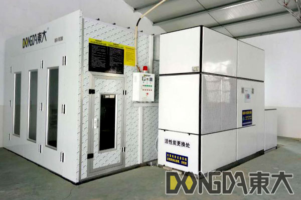 Paint booth from CHINA DD-1000