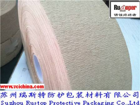 VCI rust protective crepe paper for sealing parts