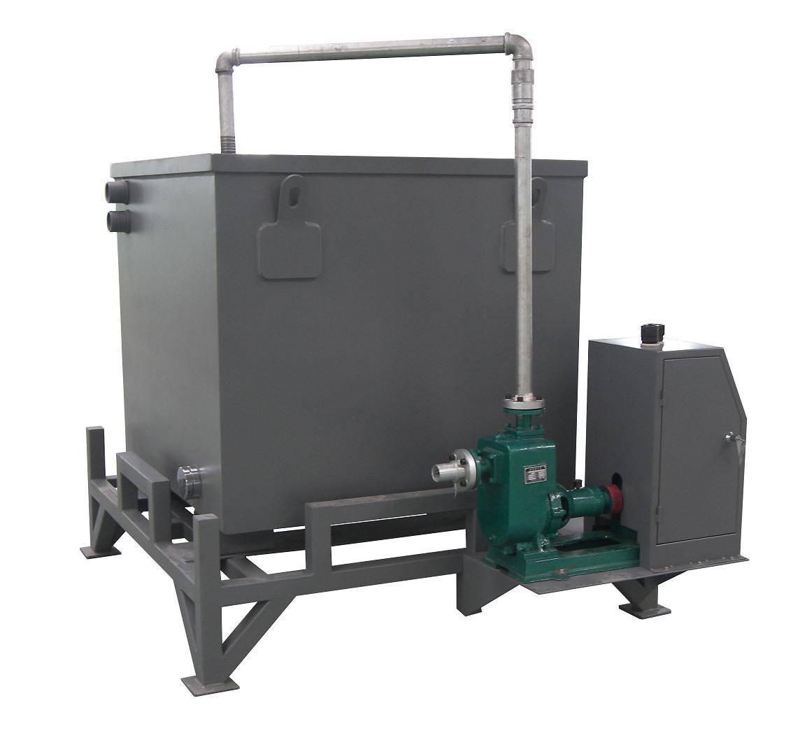 abrasive sludge cleaning system