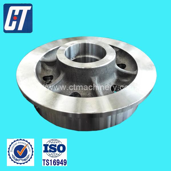 High Strength Steel Wheels Alloy Wheels for Trucks