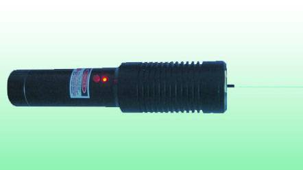 High power laser pointer