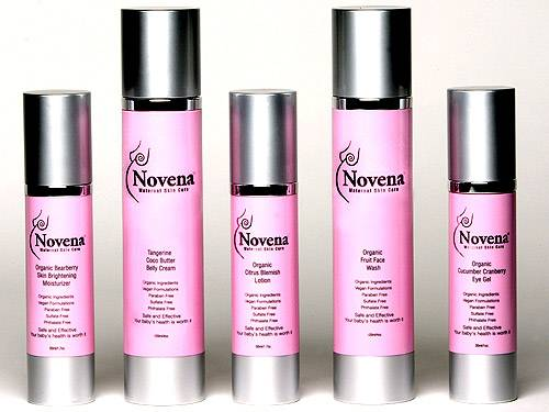 Novena Maternal Skin Care,Spoiled Mama,Regimen