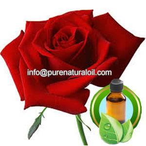 Pure Organic Rose Essential Oil