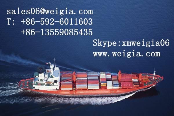 Freight from Shanghai, Shenzhen, Tianjin,Ningbo, Qingdao,Xiamen to Korea