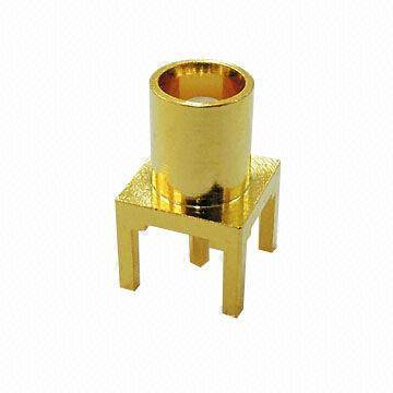 MCX49-50 MCX Connector Jack for PCB Mount