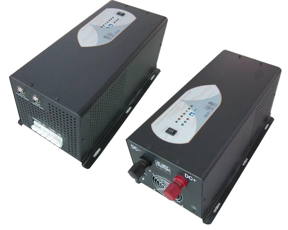 DC24V-AC220V 3000W Multi-Functional Solar Power Inverter