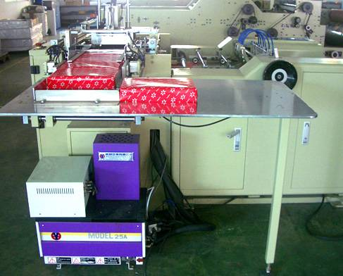 A4 copy paper wrapping and packaging machine