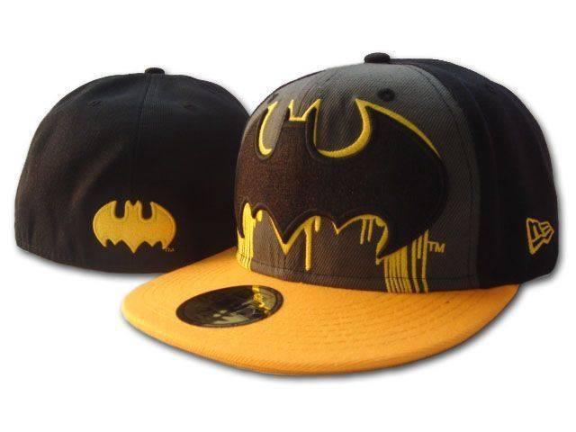 DC comics hats