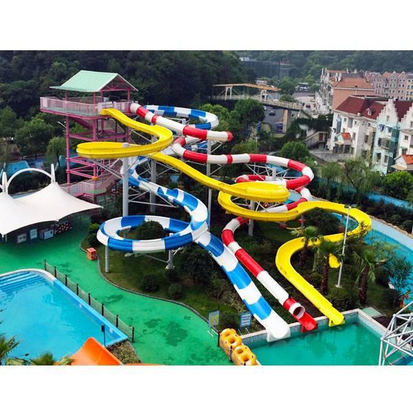 [Sinofun Rides] water park equipments, big water slides for sale