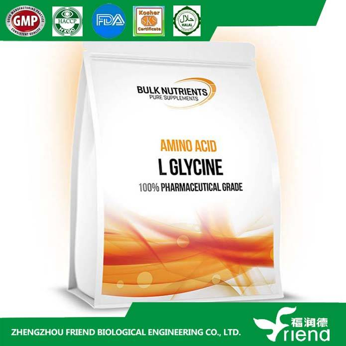 Factory supply natural glycine