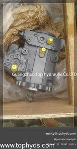 Rexroth Hydraulic Piston Pumps A4VG125HDMTI/32R-PSF02F021S-S for concrete pump