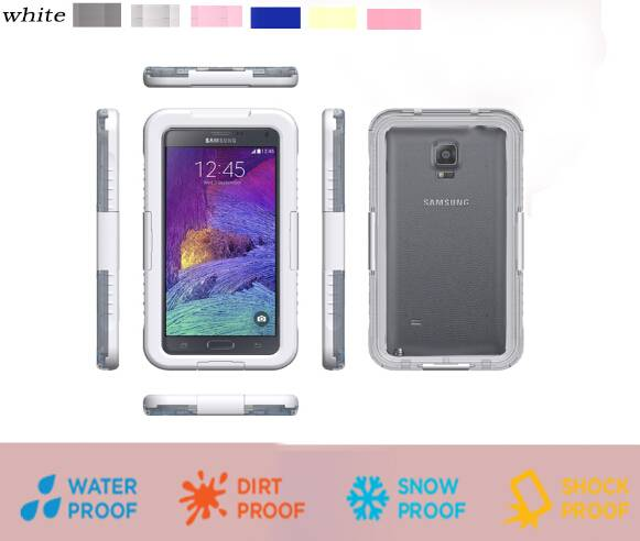100% waterproof phone case for Samsung