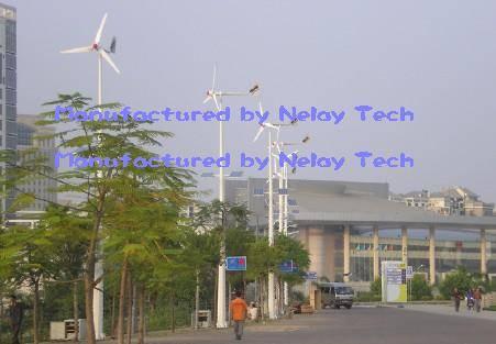 Wind turbine generator 300W-20KW