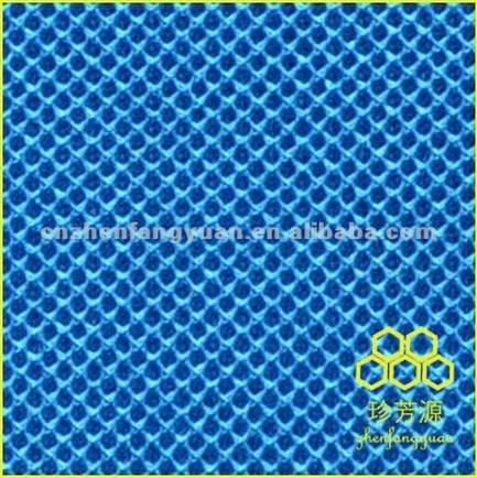 shoe mesh fabric 100% polyester car seat