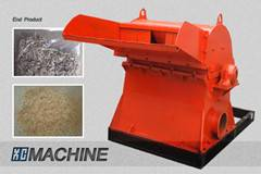 Wood Crusher, Wood Branches Crusher, Crushing Machine, Bamboo Crusher, Crusher