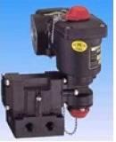 Konan Explosion-Proof Drip-Proof 4-port Solenoid Valves MVS800K/MVD800K series Ceramic slide valve