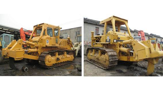 Used bulldozer CAT D8K, Caterpillar D8K dozer, Used dozer