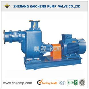 ZW self primging sewage pump