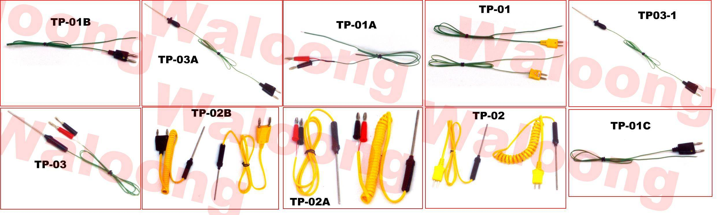 Sell special thermocouple-3