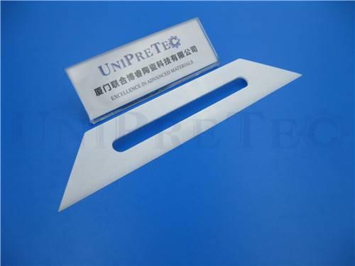 ZrO2 Zirconia Ceramic Cutting Blade