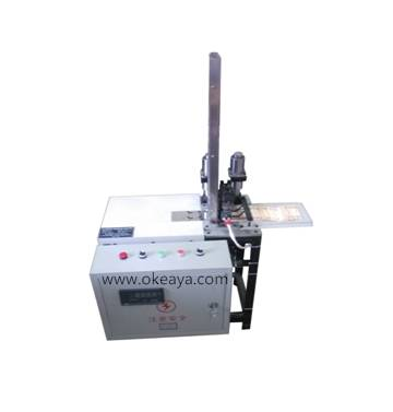 Wooden cutlery logo stamping machine,Logo branding machine