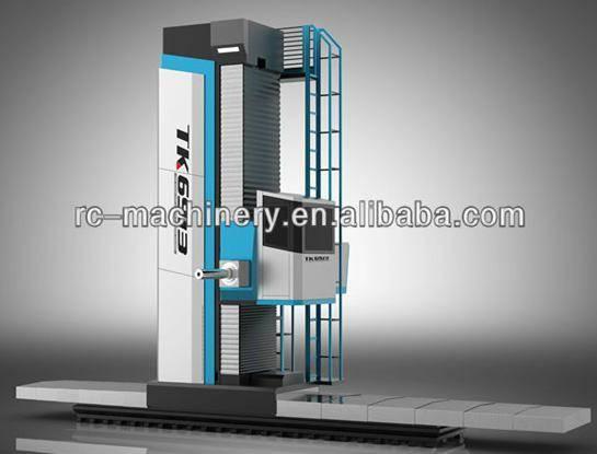 TK6913/6916/6920/6926 Floor Type Boring Mills