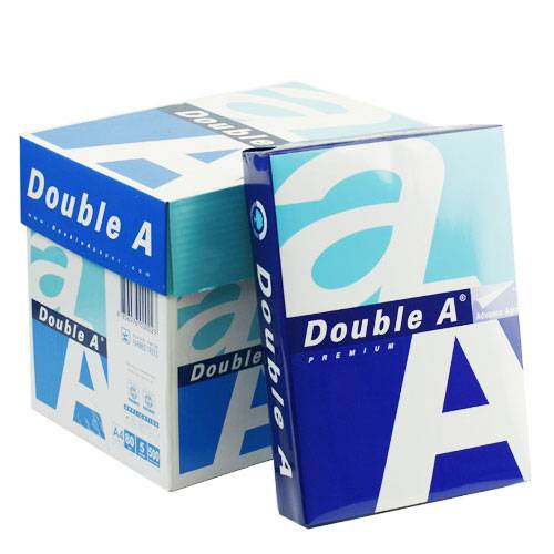 Double A copier paper 80 and 70gsm