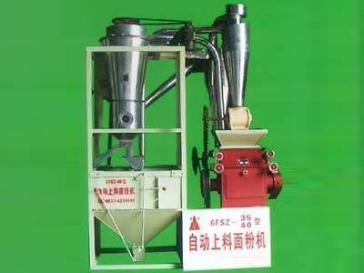 6FSZ-40 Type automatic feeding machine for processing flour