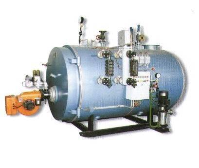 Oil Gas Fired steam Boiler