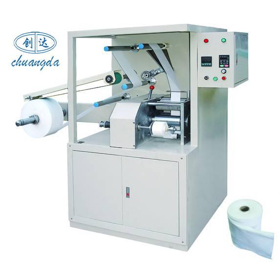 Sell CD-10 V Fold Roll Wipes Machine