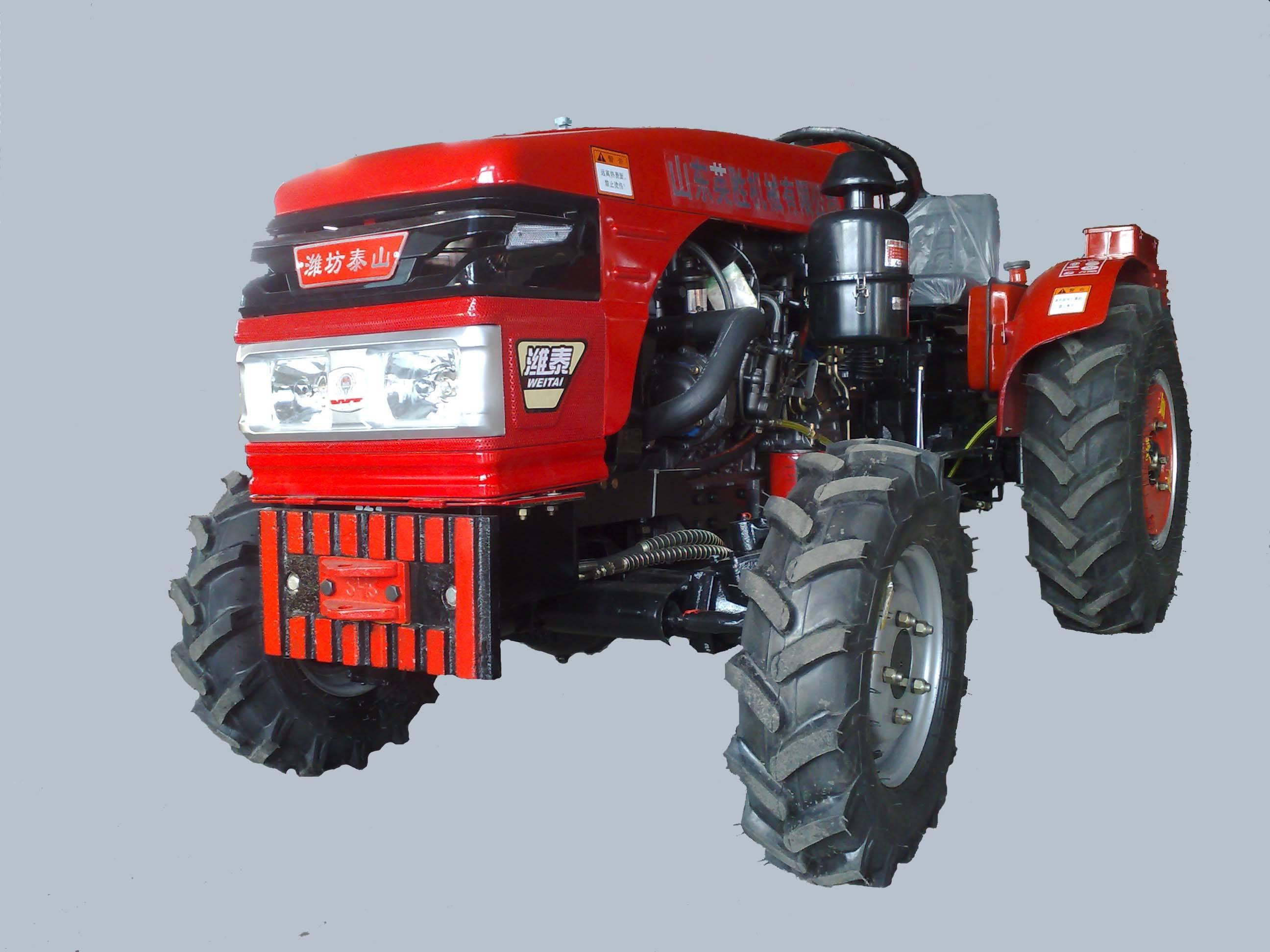 35Hp 4x4 garden tractor